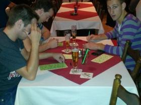 Mannenbingo Café de Sport 2014-2