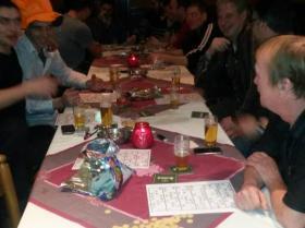 Mannenbingo Café de Sport 2013-2